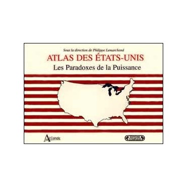 Atlas des Etats-Unis