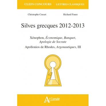 Silves grecques 2012-2013