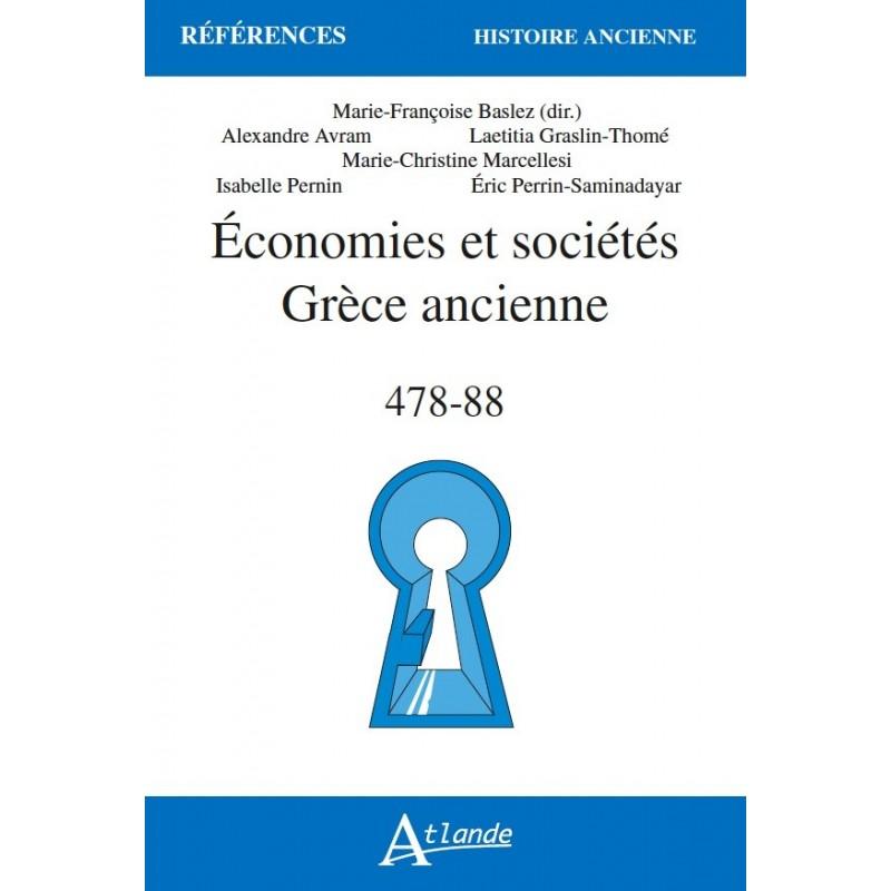 Économies et sociétés - Grèce ancienne