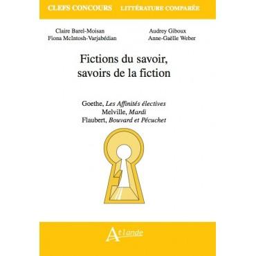 Fictions du savoir, savoirs de la fiction