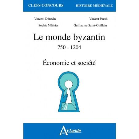 Le monde byzantin