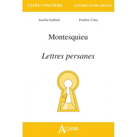Montesquieu – Lettres persanes