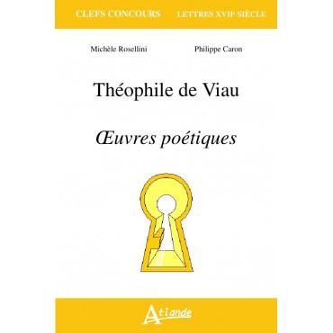Théophile de Viau - Oeuvres poétiques