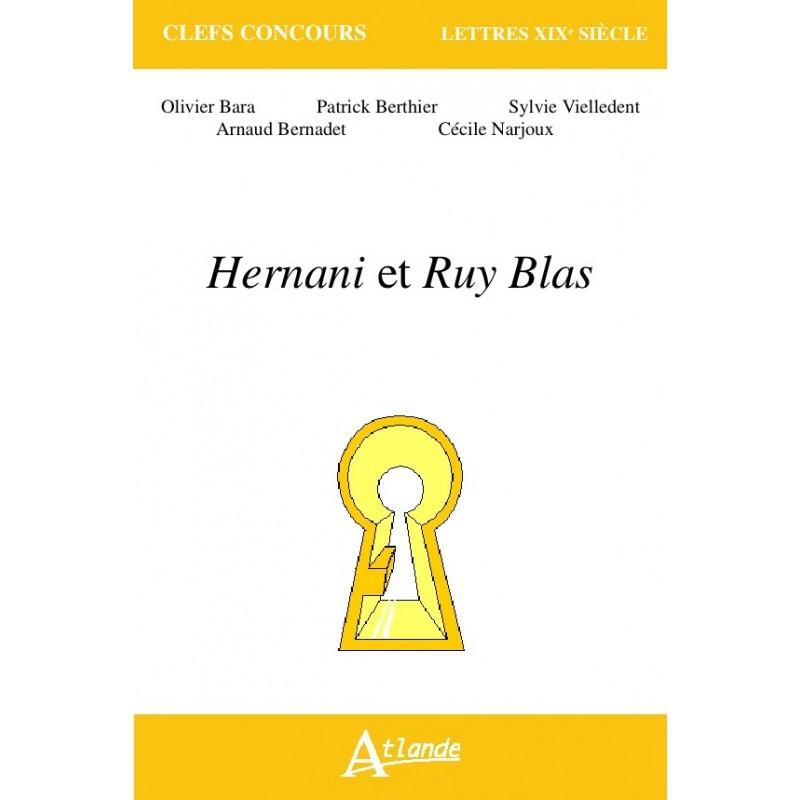 Hernani et Ruy Blas