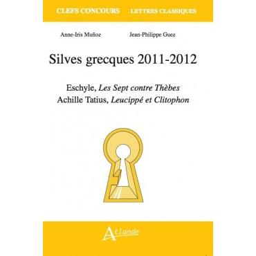 Silves grecques 2011-2012