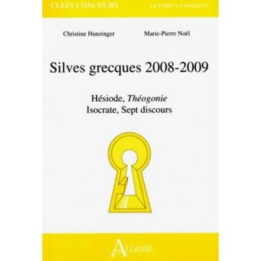 Silves grecques 2008-2009