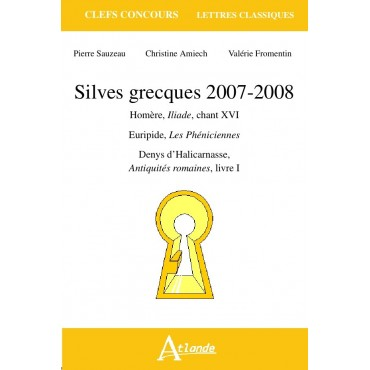 Silves grecques 2007-2008