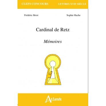 Cardinal de Retz - Mémoires