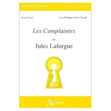 Les Complaintes de Jules Laforgue