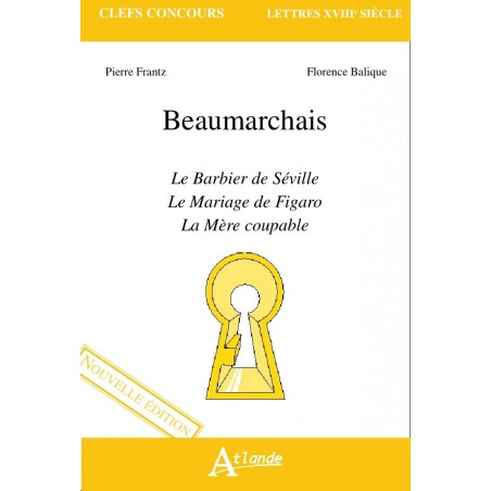 Beaumarchais (nouvelle édition)