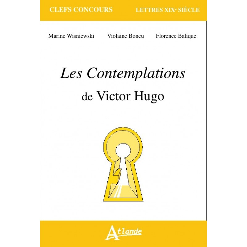 Les Contemplations de Victor Hugo