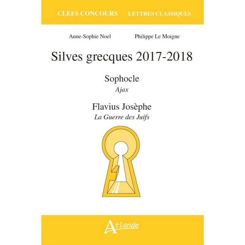Silves grecques 2017-2018