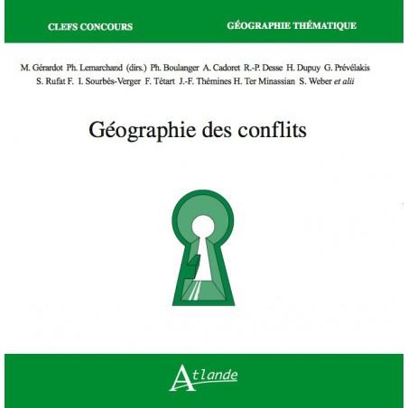 Gographie des conflits