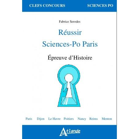 Réussir Sciences-Po Paris