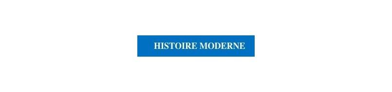 Histoire moderne