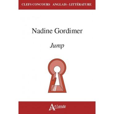 Nadine Gordimer, Jump