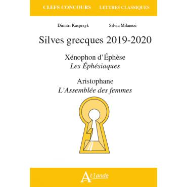 Silves grecques 2019-2020