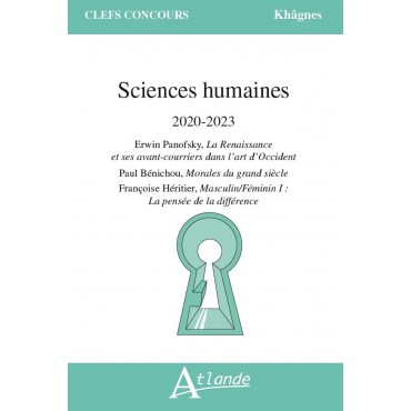 Sciences Humaines 2020-2023
