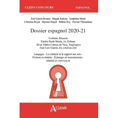 Dossier espagnol 2020-2021