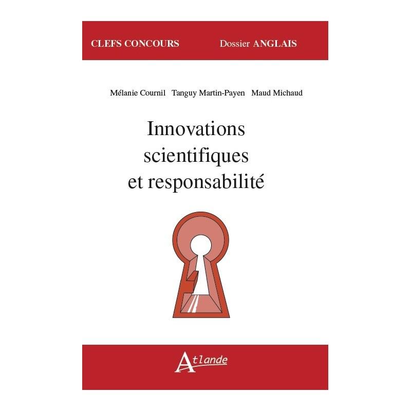 Innovations scientifiques et responsabilité