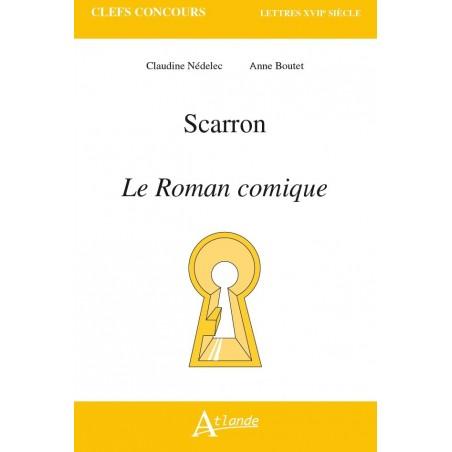 Scarron, Le Roman comique