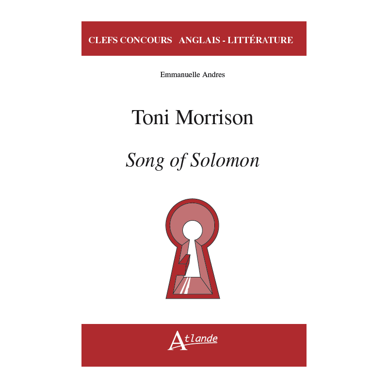 Toni Morrison, Song of Solomon