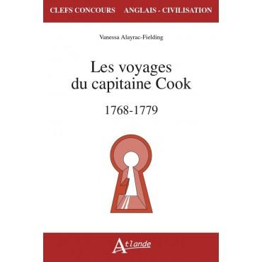 Les voyages du capitaine Cook 1768-1779