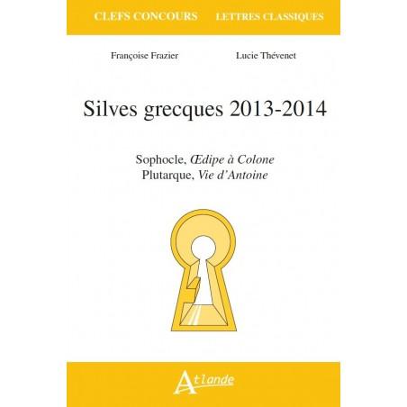 Silves grecques 2013-2014