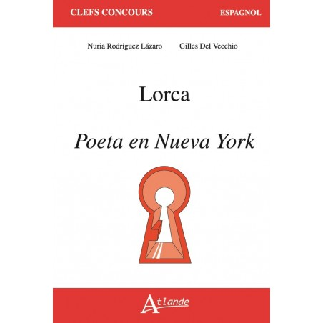 Lorca, Poeta en Nueva York