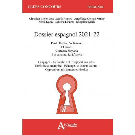 Dossier espagnol 2021-22