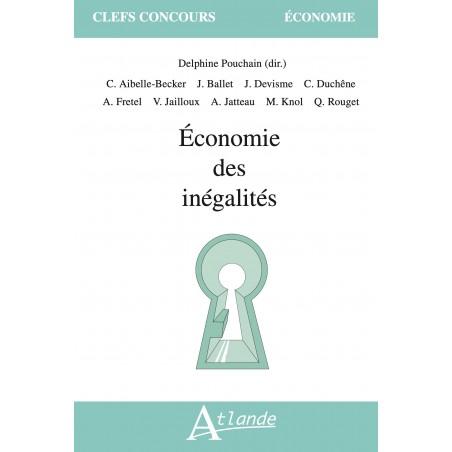 Sujet d'économie de l'agrégation de Sciences économiques et sociales 2021-2023