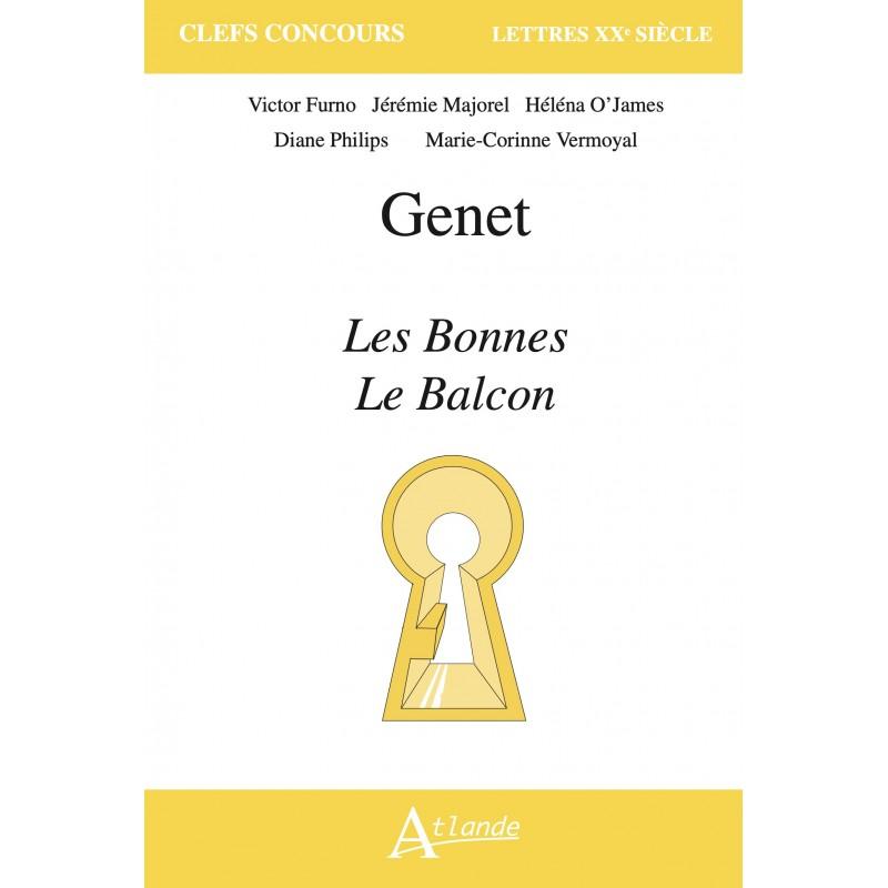 Genet, Les Bonnes, Le Balcon