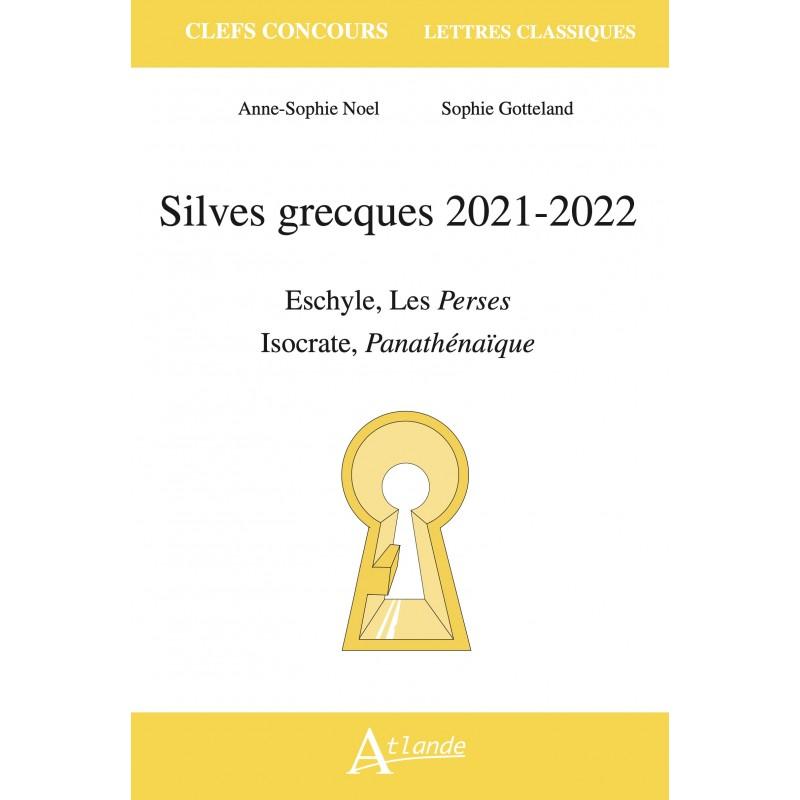 Silves grecques 2021-2022