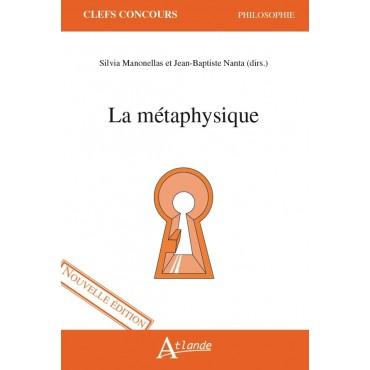 La métaphysique (nouvelle édition)
