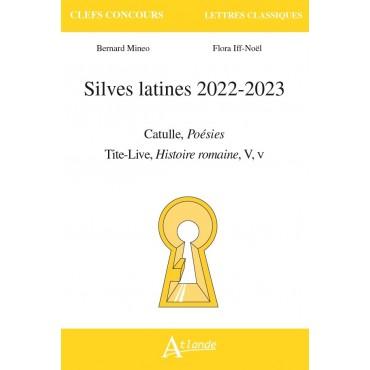Silves latines 2022-2023 (à paraitre)