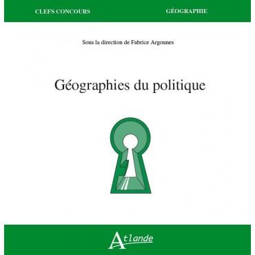 Géographies du politique (à paraître)