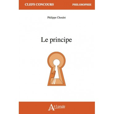 Le principe (à paraître)