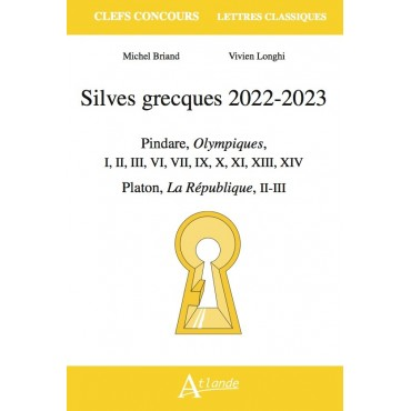 Silves grecques 2022-2023 (à paraître)