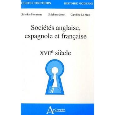 Sociétés anglaise, espagnole et française