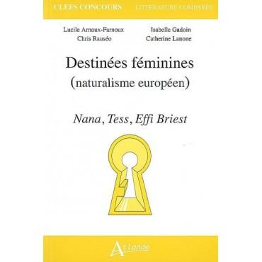 Destinées féminines (naturalisme européen)