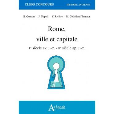 Rome, ville et capitale