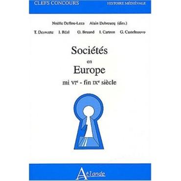 Sociétés en Europe