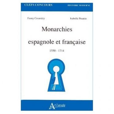 Monarchies espagnole et française