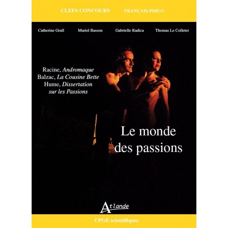 Le monde des passions