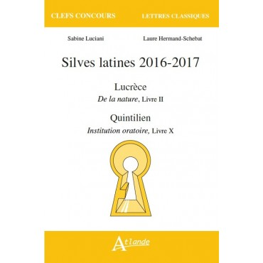 Silves latines 2016-2017