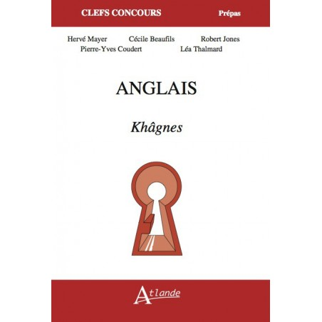 Anglais Khâgnes