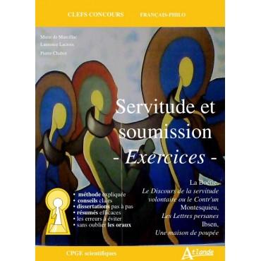 Servitude et soumission - Exercices