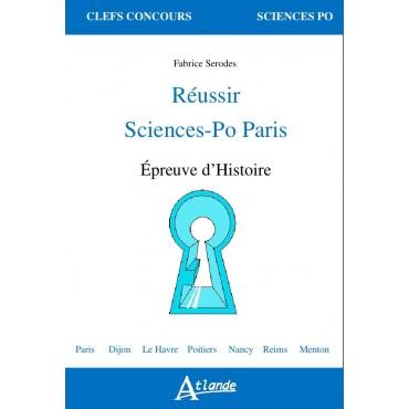 Réussir Sciences-Po Paris - Histoire